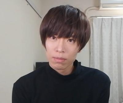 イケメン風ヘアセット